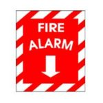 Fire alarm system inspection